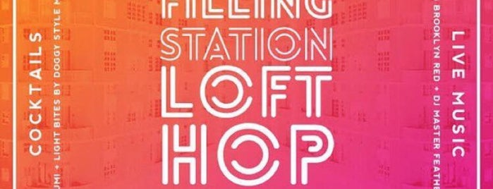 The Filling Station is one of สถานที่ที่ Karla ถูกใจ.