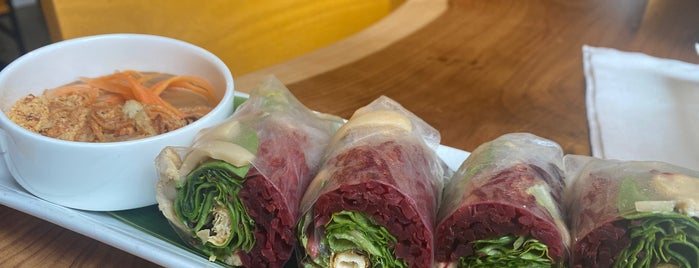 Ngon Vietnamese Kitchen is one of Restaurants To Try - Dallas.