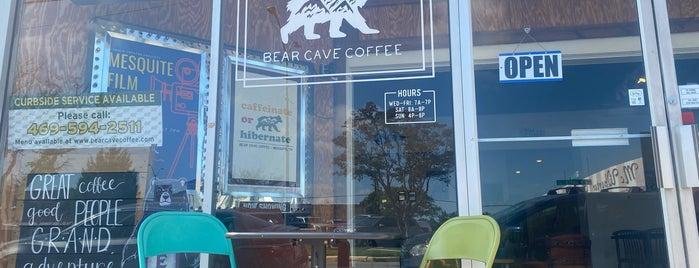Bear Cave Coffee is one of Coffee coffee coffee.