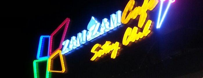 Zam Zam Cafe & Satay Club is one of Posti che sono piaciuti a Rahmat.