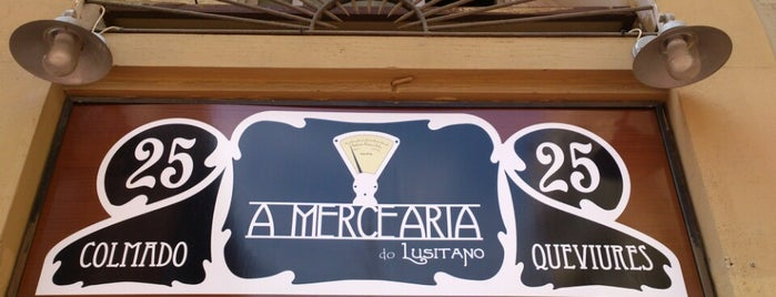 A Mercearia do Lusitano is one of portugal bcn.