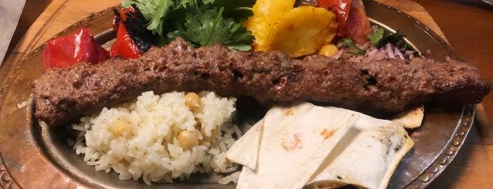 Ali Baba Türkish Restorant is one of Lugares favoritos de Влад.