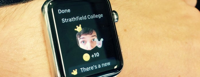 Strathfield College is one of Vioricaさんのお気に入りスポット.