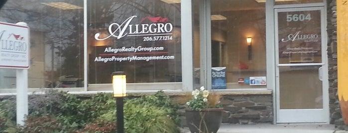 Allegro Realty Group is one of Posti che sono piaciuti a Brandon.