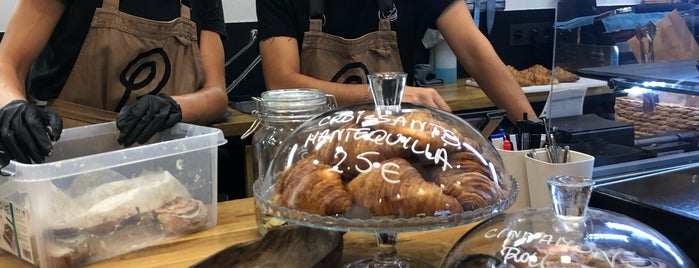 Ruma's Coffee is one of Specialty Coffee Barcelona.
