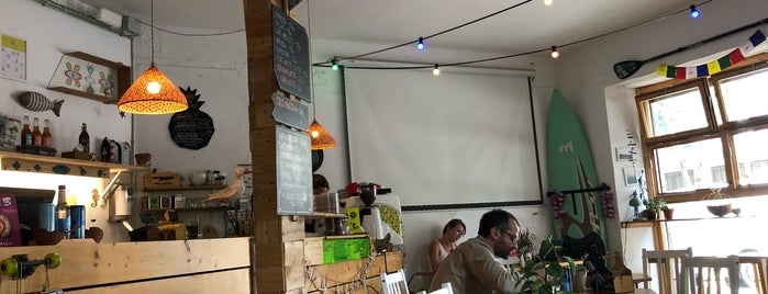 Sunday Surf Café is one of Breakfast and nice cafes in Barcelona.