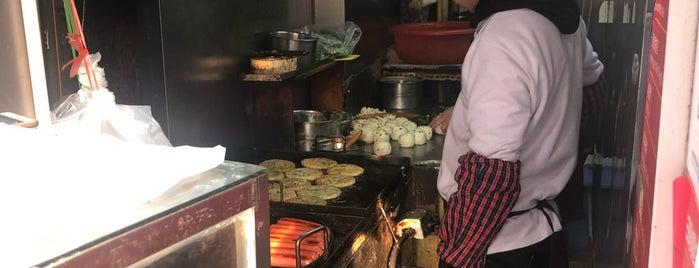 王记葱油饼 | Mr. Wang's Scallion Pancakes is one of Top Dining Spots 🍴 in Shanghai.