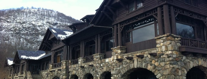 Bear Mountain Inn is one of Upstate.