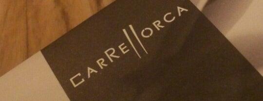 Carré Llorca is one of Tempat yang Disimpan Mujdat.