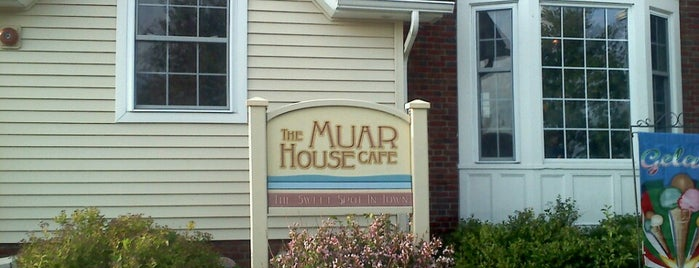 Muar House Cafe is one of Canadaigua.