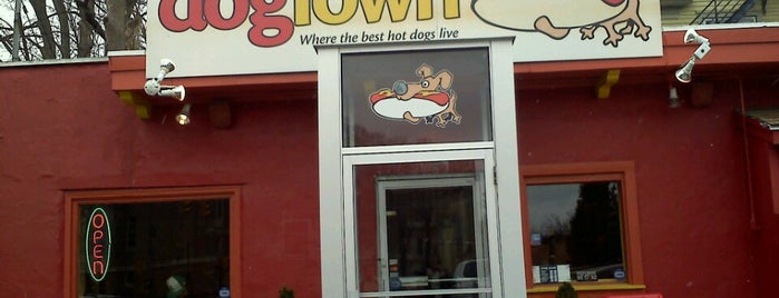 Dogtown is one of Food Recommendations.
