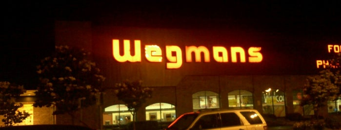 Wegmans is one of Locais salvos de Bengü.