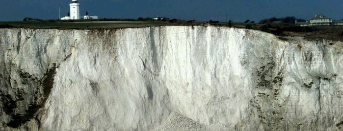 The White Cliffs of Dover is one of Staycation.
