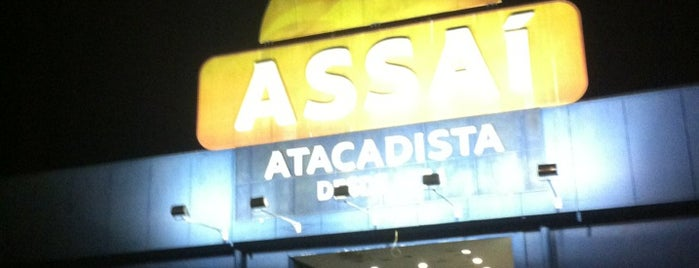 Assaí Atacadista is one of Rio claro.
