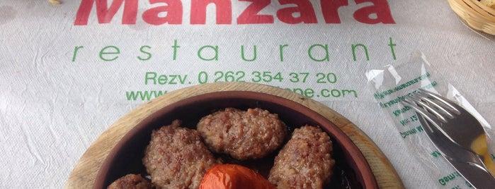 Manzara Restaurant is one of Istanbul.