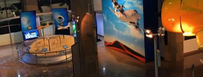Sager Aljazeera aviation Museumمتحف صقر الجزيرة للطيران is one of Kids In Riyadh.