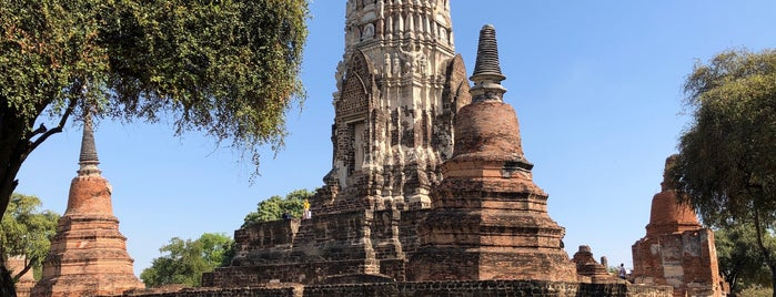Wat Ratcha Burana is one of Trips / Thailand.