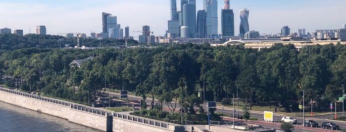 Канатная дорога «Лужники» - «Воробьевы Горы» is one of MOW.