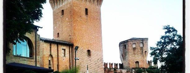 Castello Di Formigine is one of Castelli Italiani.