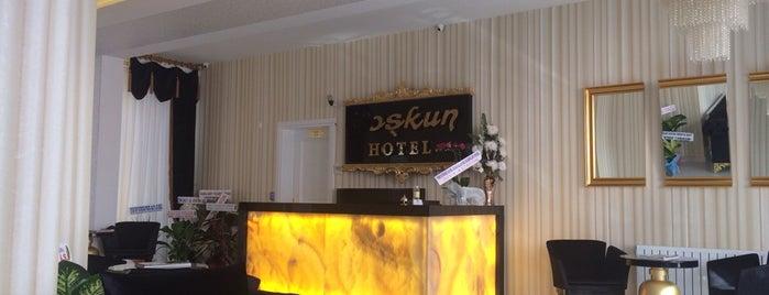 Coşkun Hotel is one of Posti che sono piaciuti a Alper.
