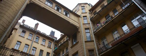 Доходный дом Ю.Б. Бака is one of Культурно отдохнуть в культурной столице.