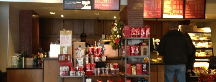 Starbucks is one of Posti che sono piaciuti a kerry.