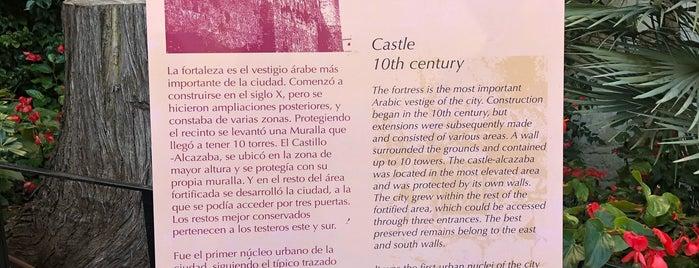 Muralla del Castillo-Alcazaba is one of Locais curtidos por Kiberly.