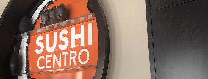 Sushi Centro is one of Queen: сохраненные места.