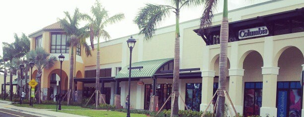 Sawgrass Mills is one of MIA/16.