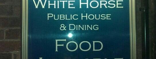 The White Horse is one of Posti che sono piaciuti a Tim.