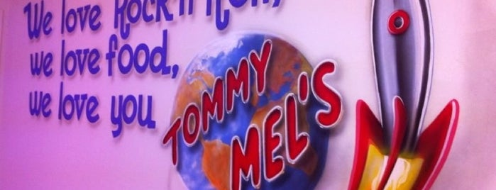 Tommy Mel's is one of Mi Madrid.
