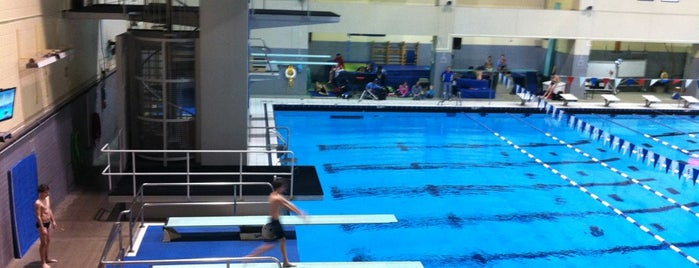 Lancaster Aquatic Center is one of JULIEさんの保存済みスポット.