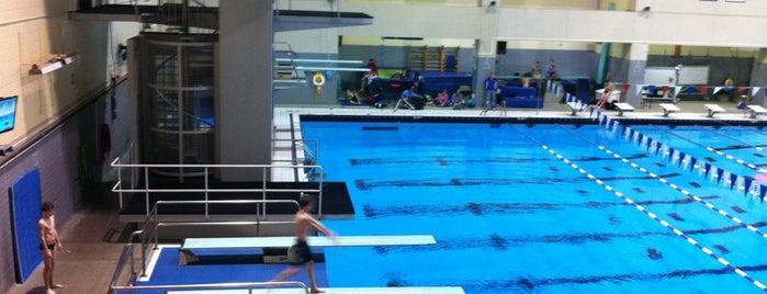 Lancaster Aquatic Center is one of Tempat yang Disimpan JULIE.