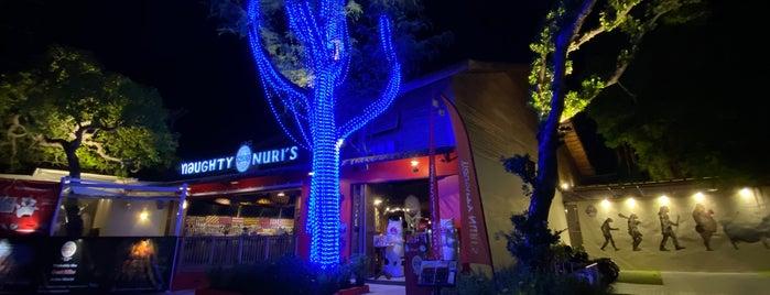 Naughty Nuri's is one of Phuket.