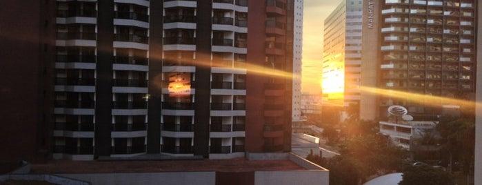 Garvey Park Hotel is one of Brasília Baby.