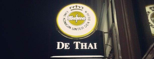 De Thai is one of สถานที่ที่ JMB ถูกใจ.