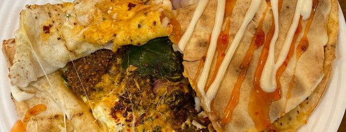 Ali Baba's Tunisian Cuisine is one of New Zealand.
