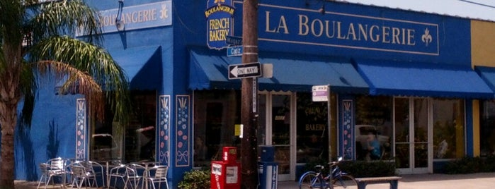La Boulangerie is one of new orleans.