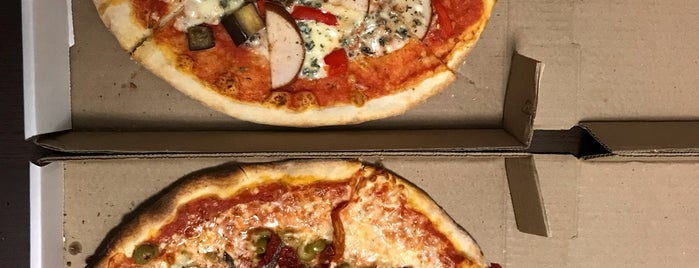 Pizza Banfi is one of Toronto Spots.