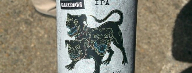Clarkshaws Brewing is one of London's Best for Beer.