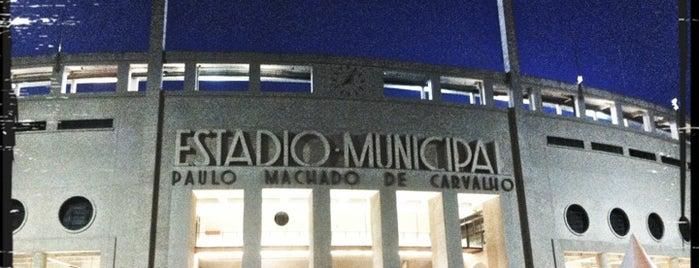 Complexo Esportivo do Pacaembu is one of This is São Paulo!.