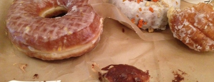 Doughnut Plant is one of Best Cheap Food (College Student Guide).