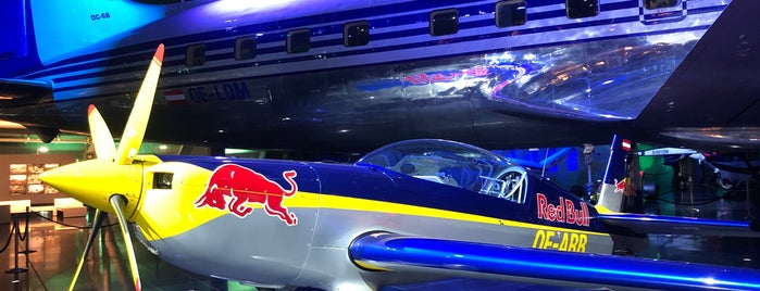 Red Bull Exhibition is one of Long weekend in Salzburg.