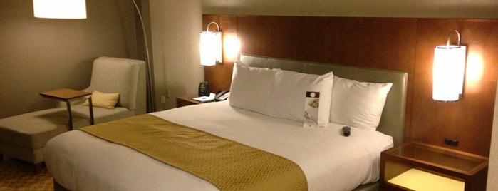 DoubleTree by Hilton Hotel Atlanta - Buckhead is one of Lisa 님이 좋아한 장소.