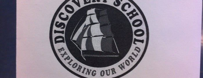Discovery School @ Reeves Rogers is one of B Davidさんのお気に入りスポット.