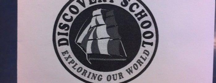 Discovery School @ Reeves Rogers is one of B David 님이 좋아한 장소.