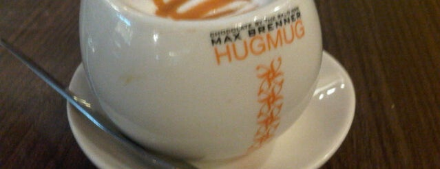 Max Brenner Chocolate Bar is one of Where to go in Singapore.