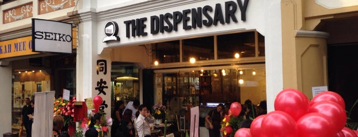 The Dispensary is one of Coffee Must TryZ.