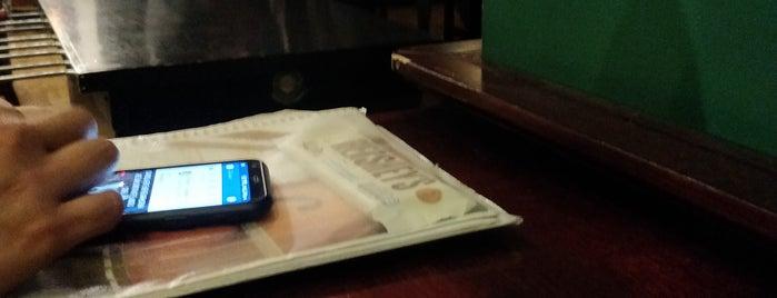 McCarthy's Irish Pub is one of baresitos.