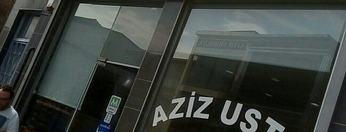 Aziz Usta Et Lokantası is one of Posti che sono piaciuti a Sedat.